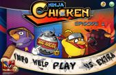 In addition to the game Fruit Ninja for iPhone, iPad or iPod, you can also download Ninja Chicken 3: The Runner for free