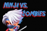 In addition to the game Band Stars for iPhone, iPad or iPod, you can also download Ninja vs. zombies for free
