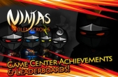 In addition to the best iPad 3 game Ninjas - Stolen Scrolls download other free games for iPhone, iPad or iPod.
