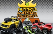 In addition to the game Racing Rivals for iPhone, iPad or iPod, you can also download Nitro Racing Highways for free