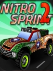 In addition to the game Turbo Racing League for iPhone, iPad or iPod, you can also download Nitro Sprint 2: The second run for free