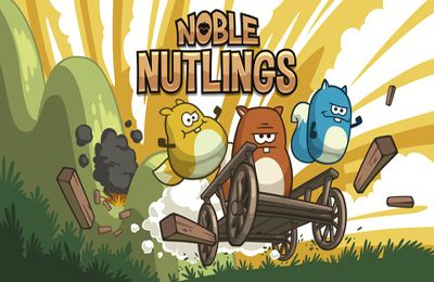 Screenshots of the Noble Nutlings game for iPhone, iPad or iPod.