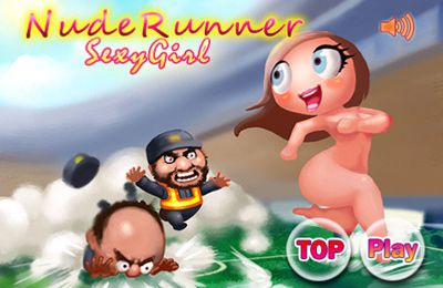 Download Nude Runner Deluxe iPhone free game.