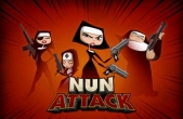 In addition to the game Tom Loves Angela for iPhone, iPad or iPod, you can also download Nun Attack for free
