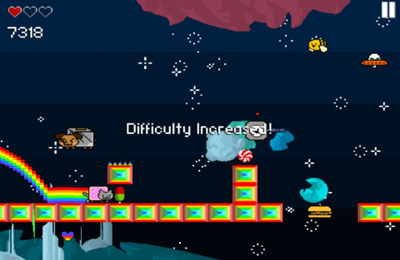 iphone cat game nyan cat adventure iphone free ipa for 11722