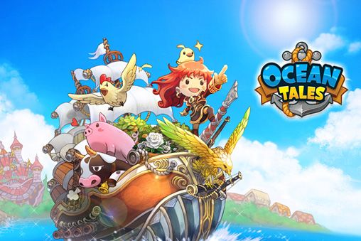 Download Ocean tales iPhone free game.