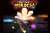 In addition to the game SlenderMan! for iPhone, iPad or iPod, you can also download Oh My Heroes! for free