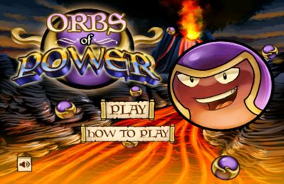 Screenshots of the Orbs of Power game for iPhone, iPad or iPod.