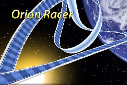 Download Orion racer iPhone free game.