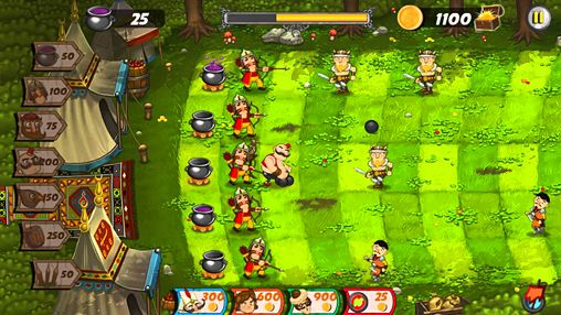 Screenshots of the Ottomania game for iPhone, iPad or iPod.