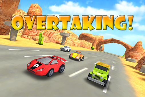 Download Overtaking iPhone free game.