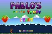 In addition to the game AVP: Evolution for iPhone, iPad or iPod, you can also download Pablo's Fruit for free
