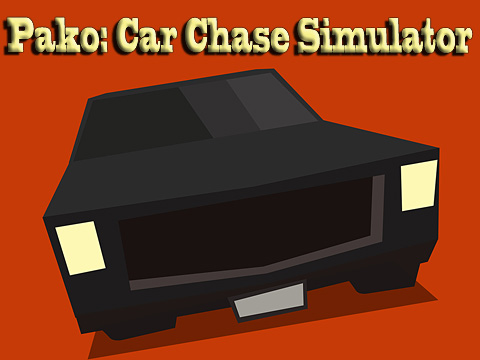 Download Pako: Car chase simulator iPhone free game.
