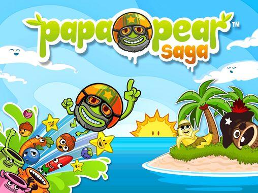 Download Papa Pear: Saga iPhone free game.