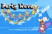 In addition to the game Kingdom Rush Frontiers for iPhone, iPad or iPod, you can also download Party Wave for free
