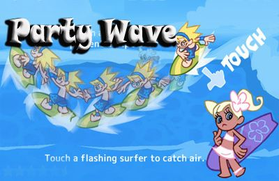 Download Party Wave iPhone free game.