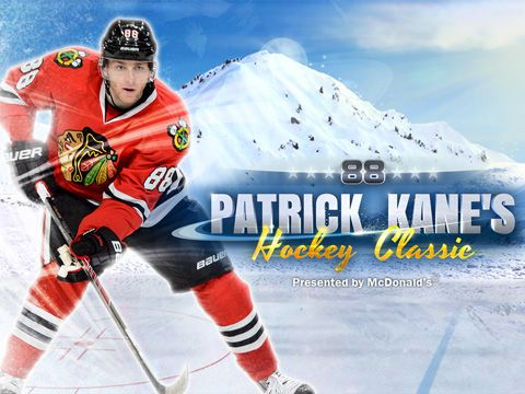 Download Patrick Kane's Hockey Classic iPhone free game.