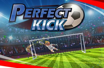 Download Perfect Kick iPhone free game.