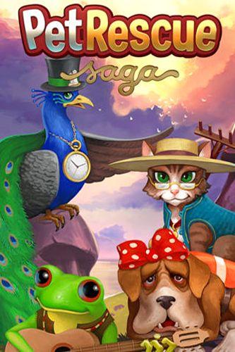 Download Pet rescue: Saga iPhone free game.