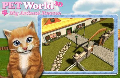 Simple Animal Pictures on Screenshots Of The Petworld 3d  My Animal Rescue Game For Iphone  Ipad