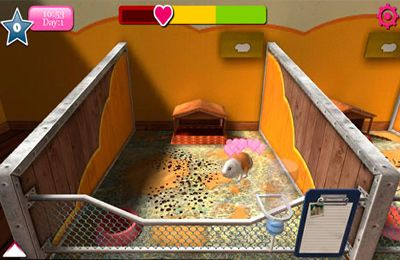 Screenshots of the PetWorld 3D: My Animal Rescue game for iPhone, iPad or iPod.