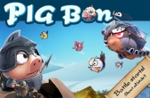 In addition to the game Zombie Crisis 3D for iPhone, iPad or iPod, you can also download Pig Bon for free