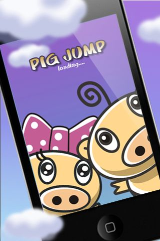 Download PigJump iPhone free game.
