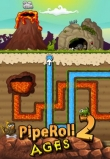 In addition to the game Traffic Racer for iPhone, iPad or iPod, you can also download PipeRoll 2 Ages for free
