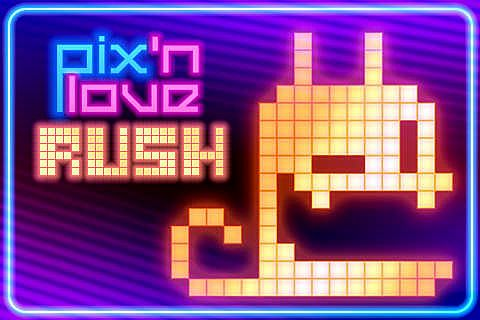 Download Pix'n love rush iPhone free game.