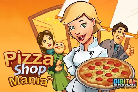 Download Pizza shop mania iPhone free game.