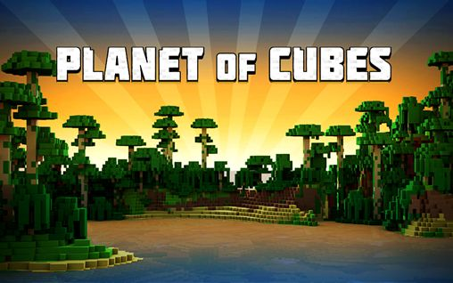 Download Planet of cubes iPhone free game.