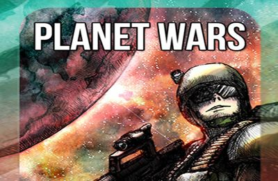 Screenshots of the Planet Wars game for iPhone, iPad or iPod.
