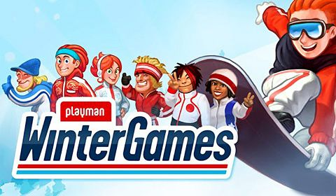 Download Playman: Winter games iPhone free game.