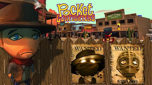 Download Pocket Gunfighters iPhone free game.