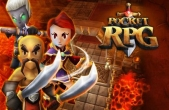 In addition to the game Last Front: Europe for iPhone, iPad or iPod, you can also download Pocket RPG for free