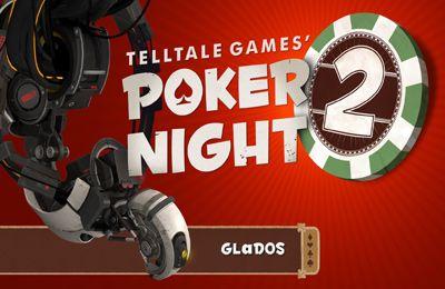 Screenshots of the Poker Night 2 game for iPhone, iPad or  iPod.