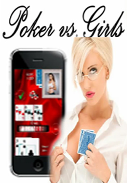 Screenshots of the Poker vs. Girls: Strip Poker game for iPhone, iPad or iPod.
