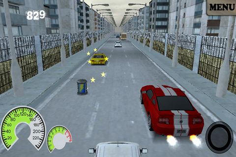 Screenshots of the Police escape 2 game for iPhone, iPad or iPod.