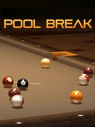 Screenshots of the Pool break game for iPhone, iPad or iPod.