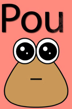 Pou - iPhone game screenshots. Gameplay Pou.