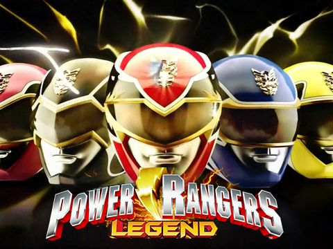 Download Power rangers legends iPhone free game.