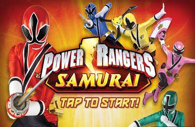 power rangers samurai games free
