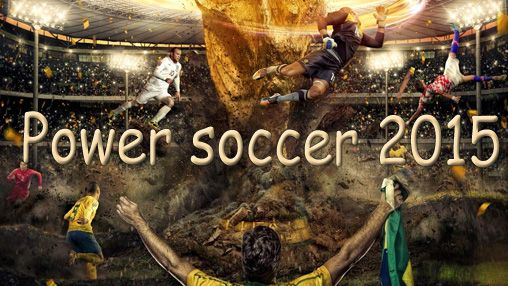 Download Power soccer 2015 iPhone free game.