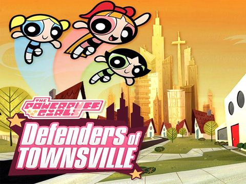 Download Powerpuff Girls: Defenders of Townsville iPhone free game.