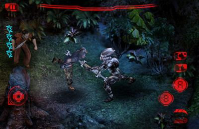 Screenshots of the PREDATORS game for iPhone, iPad or iPod.