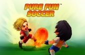 In addition to the game Monster Fighters Race for iPhone, iPad or iPod, you can also download Pure Fun Soccer for free
