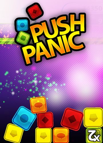 Download Push Panic! iPhone free game.