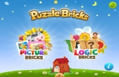 In addition to the game  for iPhone, iPad or iPod, you can also download Puzzle Bricks for free