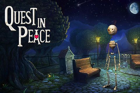 Download Quest in peace iPhone free game.