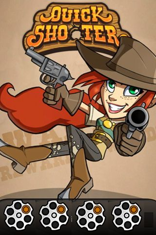 Download Quick shooter iPhone free game.